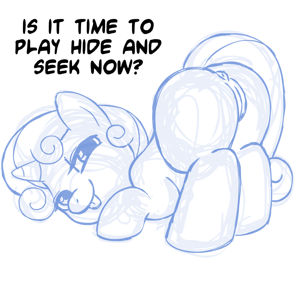 sweetie belle is how old Darling in the frankxx cockpit