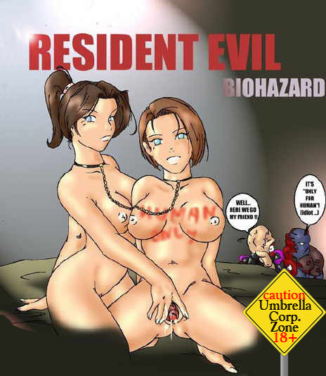 nude 5 evil sheva resident Pound puppies lucky and cookie
