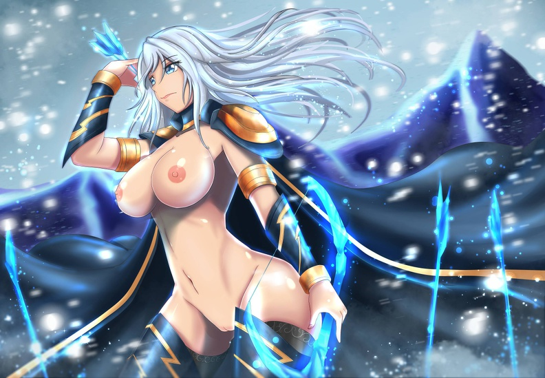 of nude legends ashe league Project x zone love potion disaster