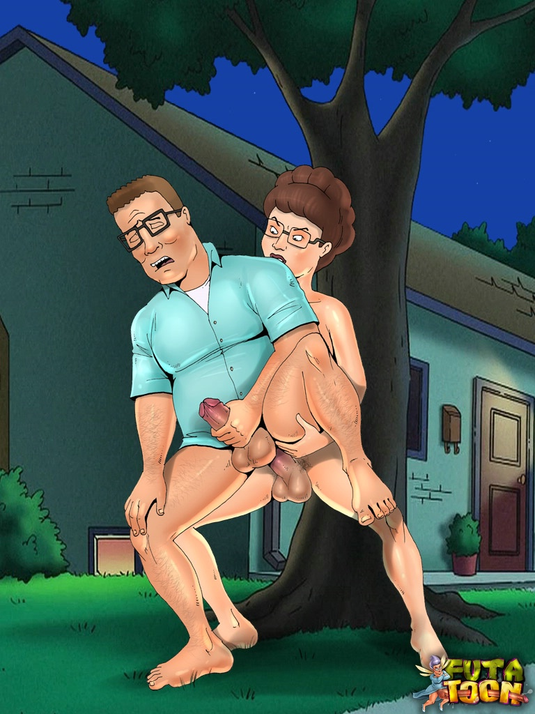 is hank a hill dick Pokemon sun and moon mallow naked