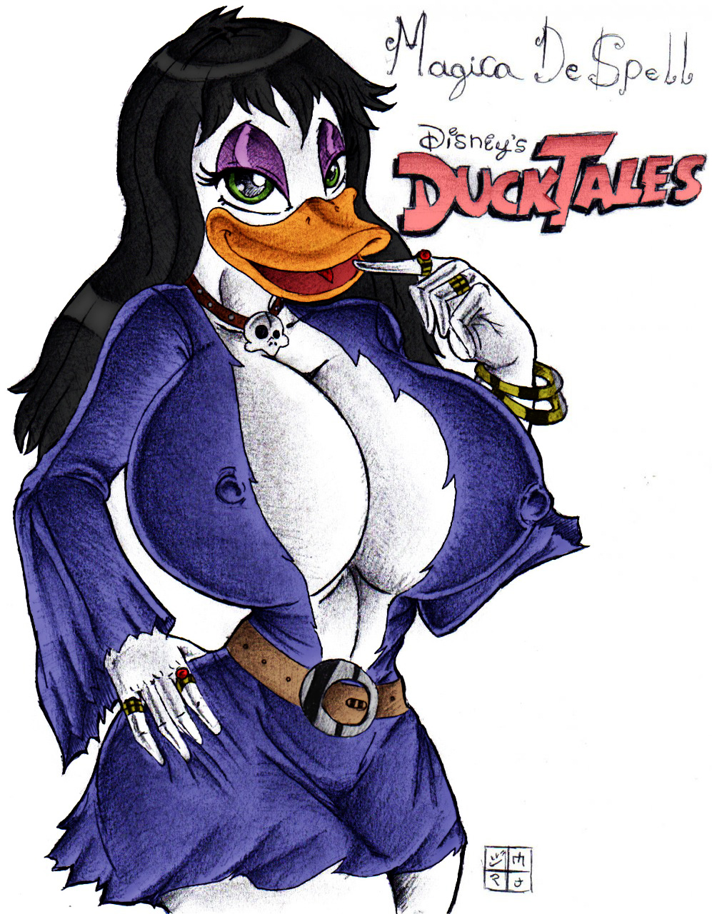 2017 magica de ducktales spell Five night at freddys animated