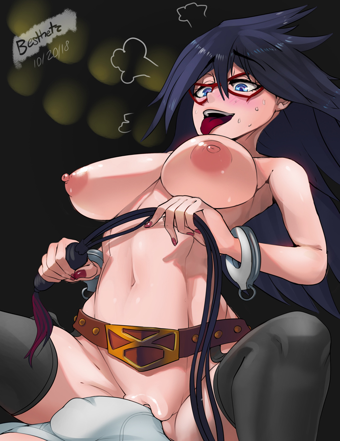 e621 aren't glasses my these Cum-powered maid robot