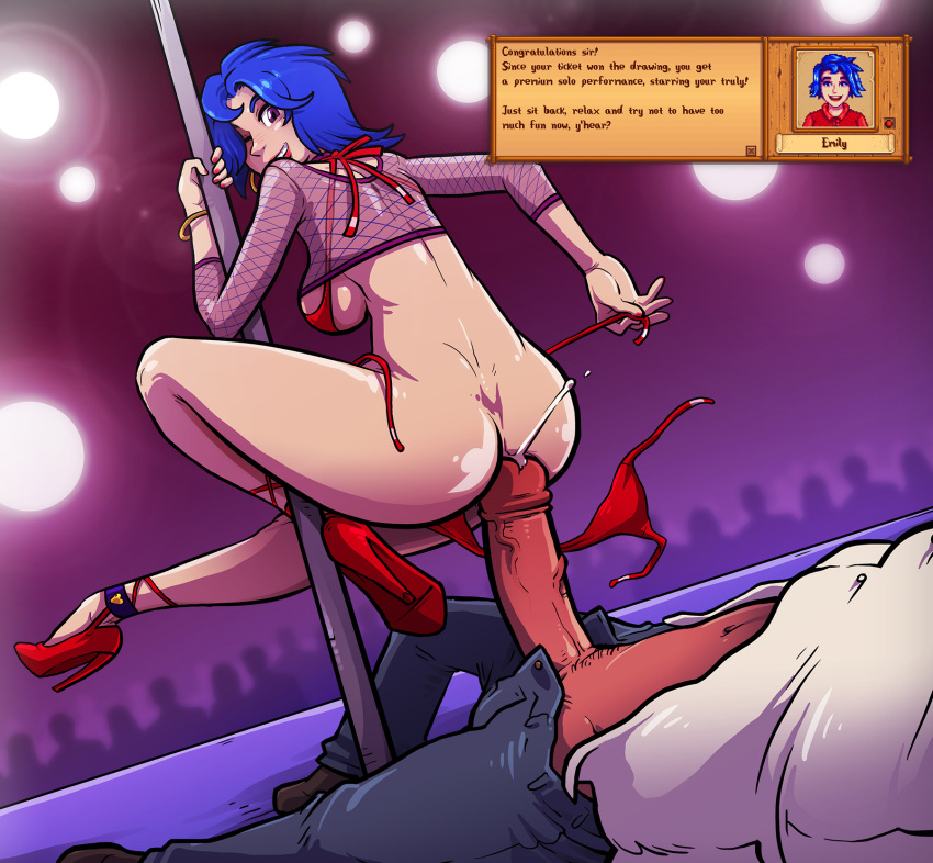 valley is stardew where linus Total drama island porn gif