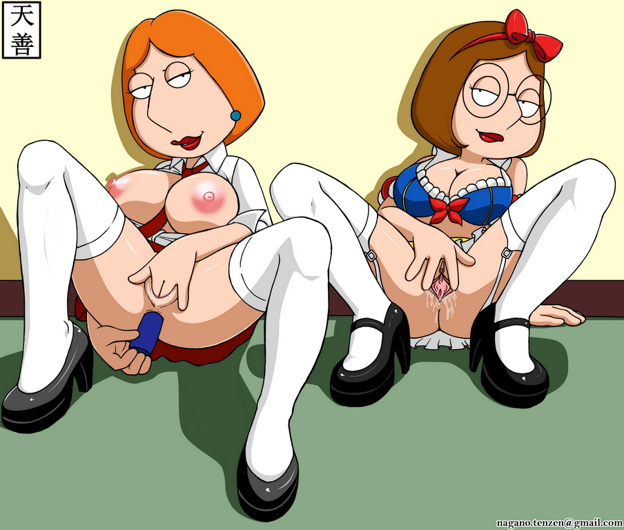 lois and meg griffin nude Saga of tanya the evil